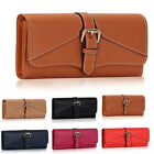 Ladies Designer Leather Style Celebrity Fashion Women's Purse Wallet Coin Bag