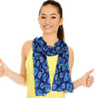 Chatties™ Ladies Sheer Fashion Scarf