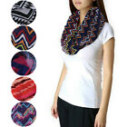 Chatties™ Ladies Sheer Infinity Fashion Scarf