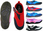 Boys Girls Mens Womens Aqua Beach Surf Wet Water Shoes Wetsuit Trainers Boots