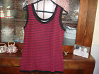 VTG MISOOK TANK TOPS, WOMEN'S SMALL EXCELLENT CONDITION!!