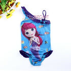 Little Mermaid Enfants Filles Maillots de Bain Bleu Swimsuit 2-9 ans Girls Swims