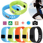 Bluetooth Smart Bracelet Sports Fitness Watch Pedometer Calorie Sleep Waterproof