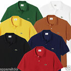 Lacoste Men's Classic L1212 Polo Shirt T-Shirt Cotton 7 Colours -Sizes 2 3 4 5 6