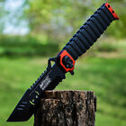 """10"""" SPRING ASSISTED OPEN Tanto Blade FOLDING POCKET KNIFE Bowie Combat Switch"""