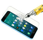 Premium 9H Real Tempered Glass + Ultra thin Clear Case Cover For MEIZU Phones