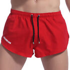 Hot Men's Sexy Boxers Briefs Homepants Sports GYM Underwear Trunks Shorts New