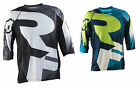 raceface ambush 3/4  sleeve mountainbike trailriding cycle jersey