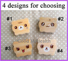 Cute Bear Mood Design Contact Lens Case with Soaking Case Holder Box