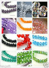 Wholesale Colorful 70pc 6x8mm Swarovski Crystal Loose Beads