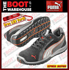 Puma Work Joggers. 'Dakar'  642687, Composite Toe Cap Safety. Anti-Static NEW!