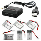 4in1 X5C Battery Charger OR 3.7V 20C 240/350/500/650/850/1000mAh Battery + PCB