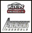 Marvel Heroclix Avengers Assemble - AVENGERS ID CARDS (Choose from list)