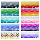 NEW Flexible Silicon Keyboard Keypad Skin Cover for Macbook Pro Air 13 15 Retina