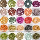 Strand 7-9mm Cultured Top Drilled Freah Water Pearl Loose Beads Fit Jewelry DIY