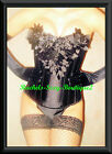 NEW Corset Top Shapewear Lace up Back Fast FREE Shipping from NEW YORK S-2XL