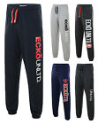 Ecko Unltd Men's Fleece Joggers Jogging Bottoms Sweat Pants Black Blue Grey