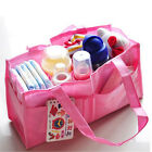 Nice Mother Diapers Bag Travel Outdoor Portable Nappy Storage Tote Bag USFM