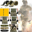Adjustable Emergency Rescue Rigger Survival Tactical Belt Military Militaria CQB