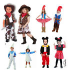 Kid's Toddler Girl Boy Mouse Gnome Cow Elf Fancy Dress Age Under 4 Years Cute