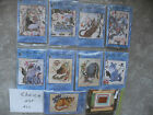 CHOICE My Cats Garden block of the month QUILT KIT patterns 7 with fabric 2 not