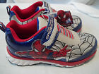 Spiderman Shoes Boys Sizes 2 & 3  New In Box Amazing Spiderman 2
