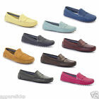 Lacoste Concours Women's SRW Leather Red Yellow Slip On Loafers Flat Pumps