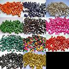 Qty 200 - 5mm Cube Wooden Beads Multi Colour Listing