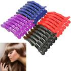 Crocodile Style Hair Grip Hairdressing Perm Sectioning Clip Clamps Salon Tool LJ