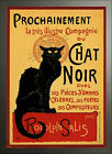 Framed Chat Noir Maxi Poster 61 x 91.5 cm (36x24 inches)