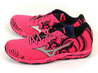Mizuno Wave Hitogami 2 (W) Pink/Silver/Black Smooth Ride Running 2015 J1GB158005