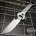 "9"" TAC FORCE Italian Milano Stiletto Tactical Spring Assisted Open Pocket Knife"