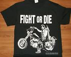 "New Walking Dead Daryl Dixon shirt men's sizes small-2XL ""Fight or Die"" shirt"