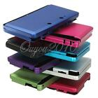 8 Color Aluminum Hard Metal Protective Cover Case Shell For Nintendo 3DS New