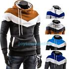 New Men's Casual Hoodie Hooded Sweatshirt Jumper Coat Jacket Mens Outerwear Tops