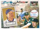 Randy Johnson 2015 HoF Induction Card Variation Card by Year Postmarked July 26 on Ebay