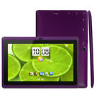 """7"""" Tablet PC for Education Kids Children Android 4.4 Quad Core 8GB Camera KOCASO"""