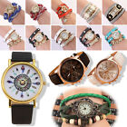 Numerals Girl Roman Leather Band Analog Quartz Wrist Watch New Women