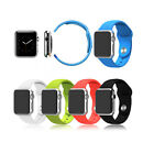 Strap Bracelet Band Silicone Fitness Replacement For Apple Watch iWatch Sport