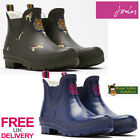 Joules Wellibob Short Ladies Welly Wellies (T) **BNWT** **FREE UK Shipping**