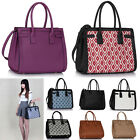 Ladies Women's Fashion Designer Tote Bag Quality Cross Body Handbag With Strap