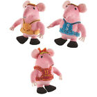 Clangers SuperSoft 6 Inch Collectable Plush Choice of Characters 1 Supplied NEW