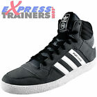 Adidas Originals Mens Post Player Vulc Hi Leather Trainers UK 9 Only *AUTHENTIC*