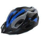 Cozy Cycling Bicycle Adult Bike Helmet Carbon Color With Visor Mountain FMUS