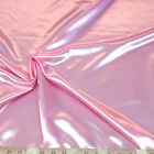 Discount Fabric Satin Pink 65 inches wide 12SA