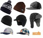 SCRUFFS ULTIMATE HAT COLLECTION! Knitted Beanie Bobble Peaked Bump Baseball Cap