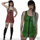 LONG VEST TANK TOP  GOTH EMO ALTERNATIVE INSANITY