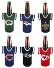 NFL Football Beer Bottle Jersey Cooler - Neoprene Cooler - Pick your team! $6.99 USD on eBay