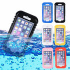 Deep Waterproof Gear PC Protective Case Cover for iphone 6S 6S PLUS/6 6 Plus