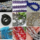 Wholesale  New 12 Colors Swarovski Crystal Loose Beads 6mm and 8mm Free Ship